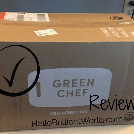 GreenChef - review
