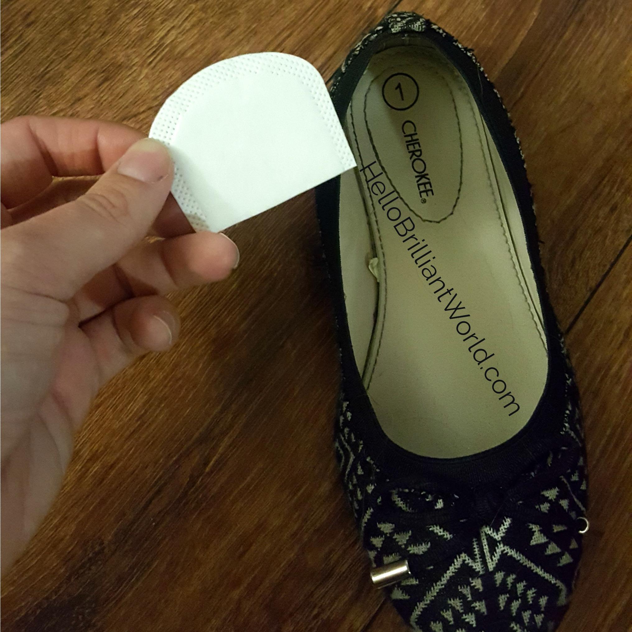 Save the Heel - Life Hack Step 3